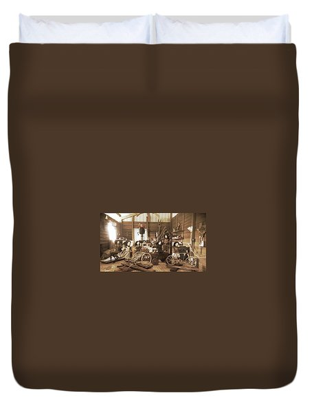 Studio Image Duvet Cover