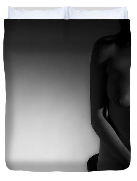 Studio Nude  Duvet Cover