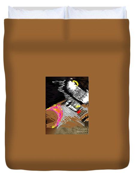 Study Jolicouer Duvet Cover