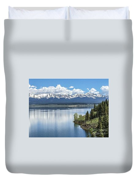 Stunning Colorado Duvet Cover