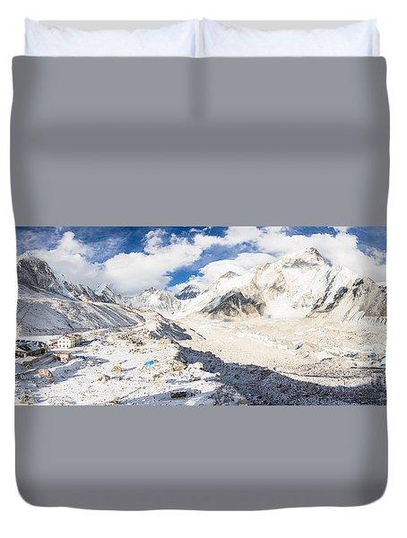 Stunning Nepal - Ebc Duvet Cover