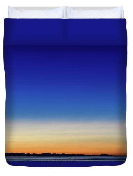 Stunning Sunset I Duvet Cover