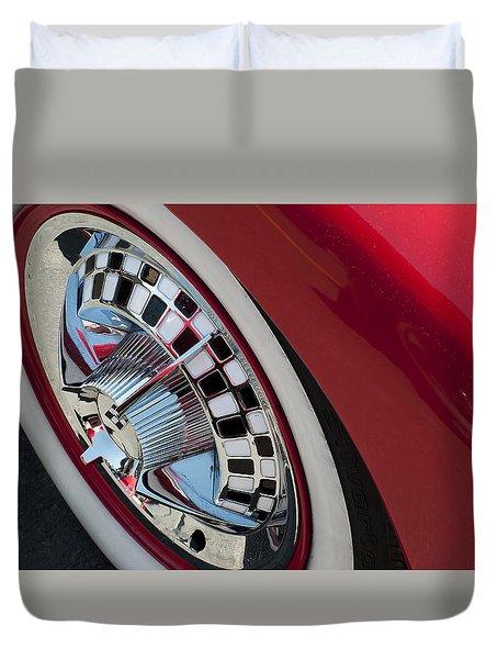 Stylin Duvet Cover
