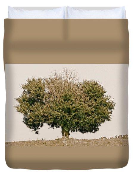 Stylized Tree Duvet Cover