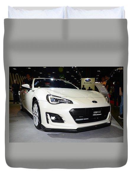 Subaru Brz Duvet Cover