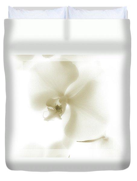 Subtle Orchid Duvet Cover