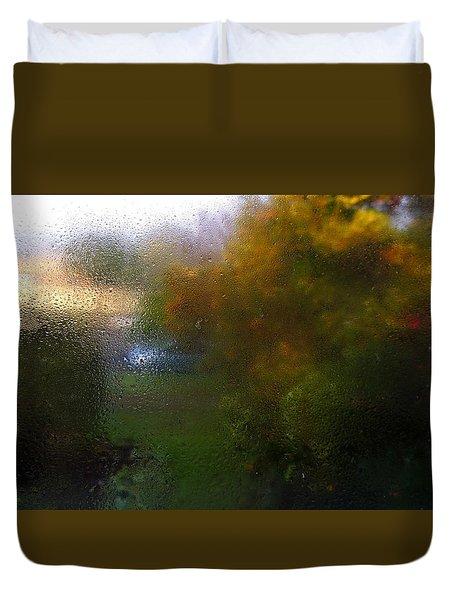 Suburban Impressions Duvet Cover