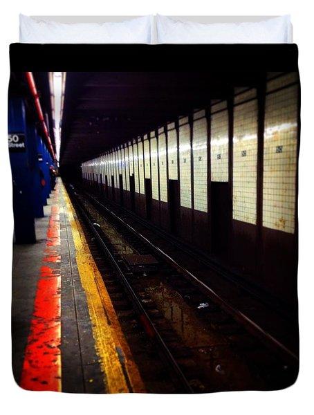 Subway Duvet Cover
