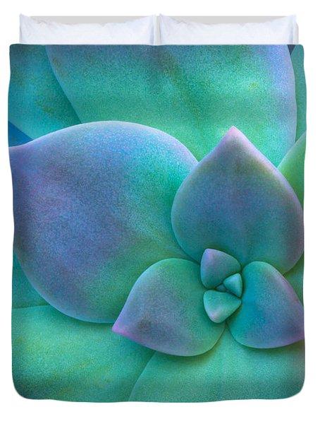 Succulent Duvet Cover