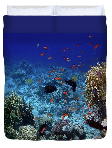 Such A Colorful World 2 Duvet Cover
