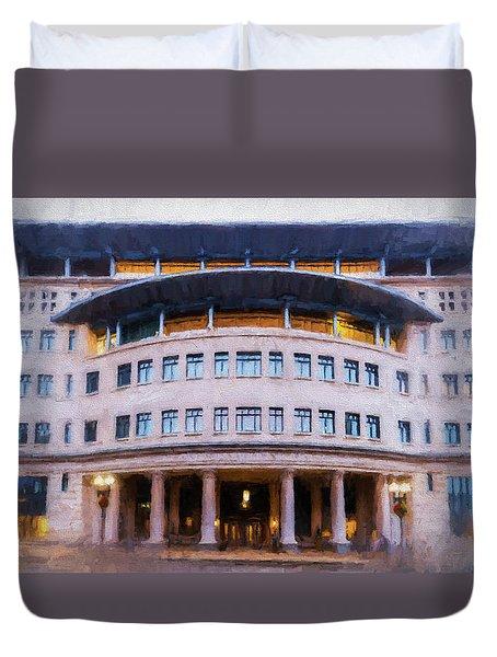 Suffolk Law School Duvet Cover