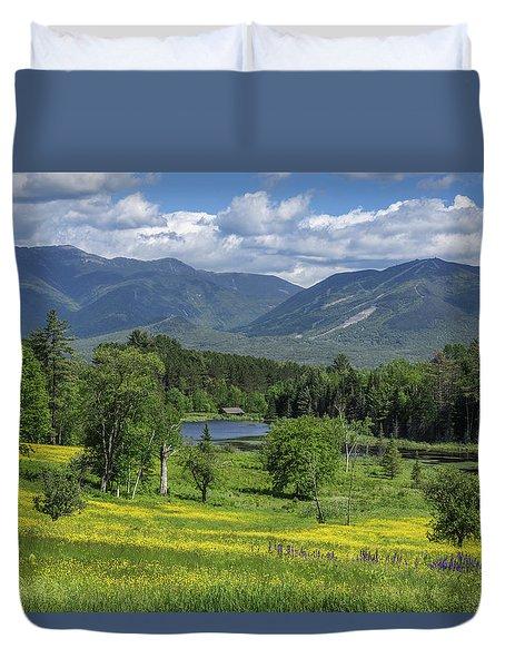 Sugar Hill Springtime Duvet Cover