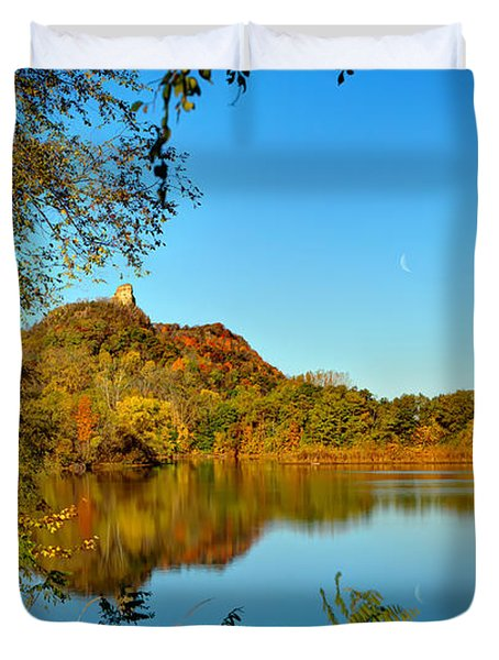 Sugarloaf - Autumn Duvet Cover
