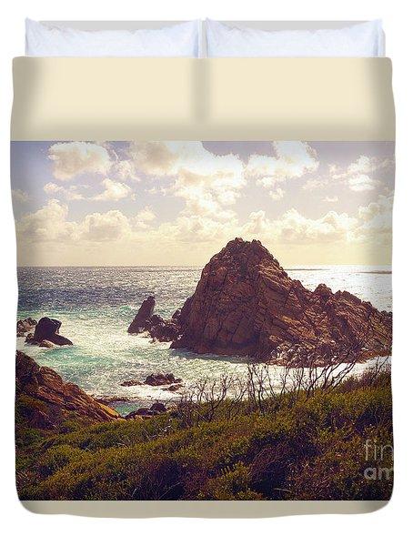 Sugarloaf Rock Ix Duvet Cover
