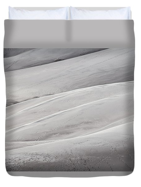 Sullied Duvet Cover