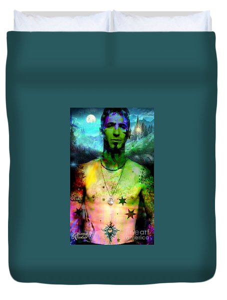Sully Erna Duvet Cover