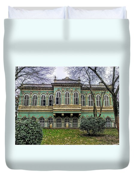 Sultan's Retreat Duvet Cover