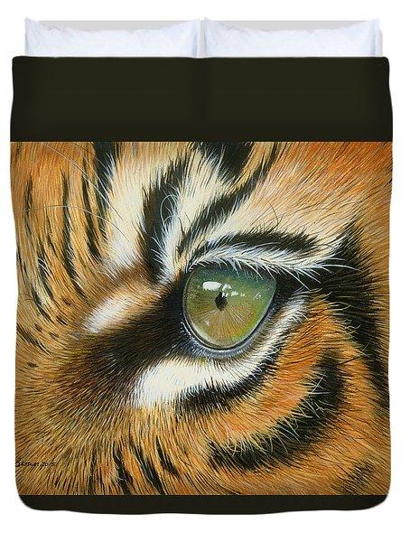 Sumatra Duvet Cover