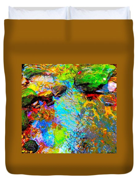 Summer 2015 Mix 3 Duvet Cover