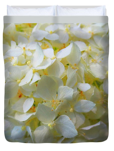 Summer Blossoms Duvet Cover