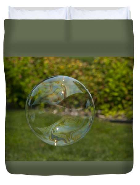 Summer Bubble Duvet Cover