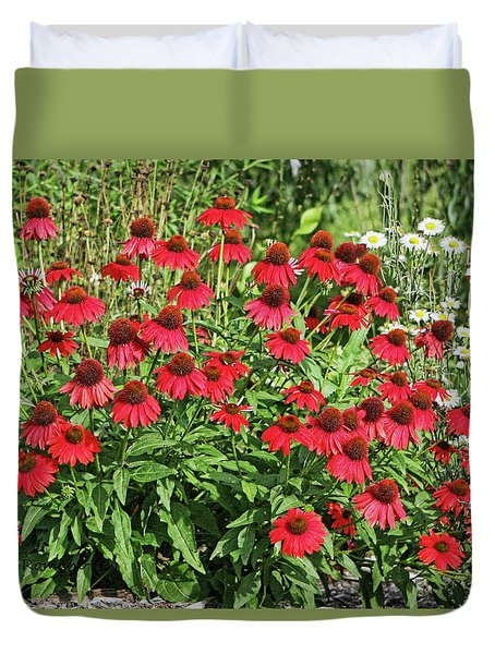 Summer Color Duvet Cover
