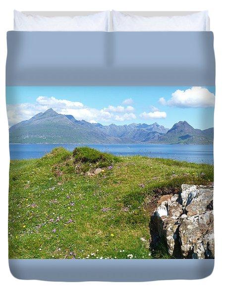 Early Summer - Isle Of Skye Duvet Cover