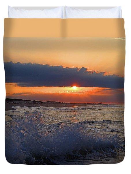 Summer Dawn I I Duvet Cover