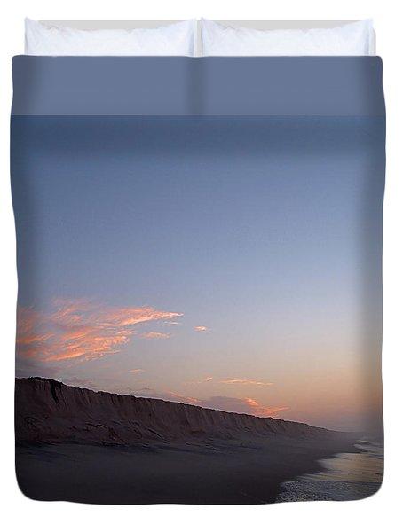 Summer Dawn Duvet Cover