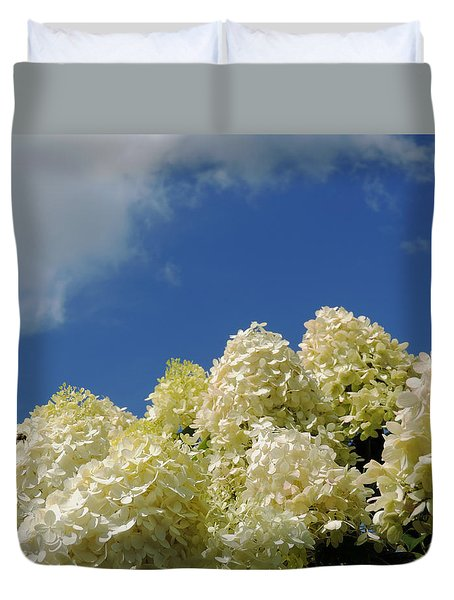 Summer Day Duvet Cover by Teresa Schomig