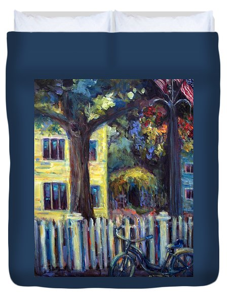 Summer Days Duvet Cover