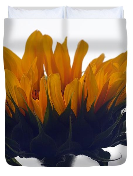 Duvet Cover featuring the photograph Summer Delight by Richard Ricci