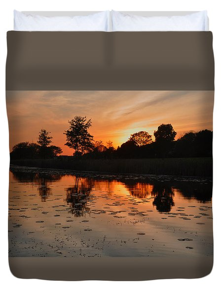 Summer Dreaming Duvet Cover