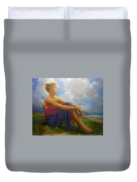 Summer Dreams Duvet Cover