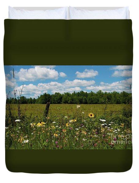 Summer Dreams... Duvet Cover by Nina Stavlund