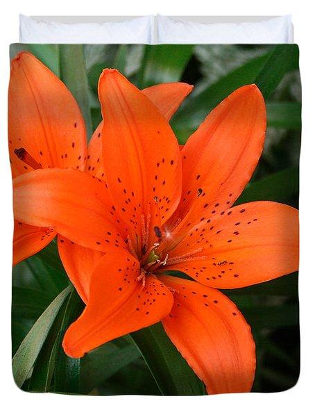Summer Flower Duvet Cover
