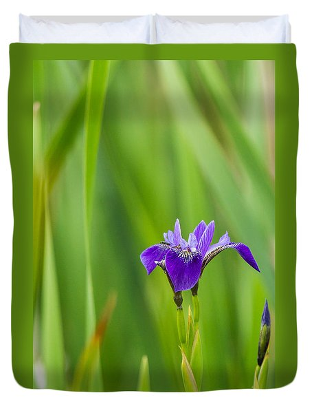 Summer Flower Duvet Cover