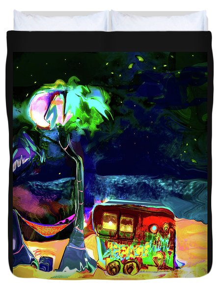 Summer Fun Series No. 10 Duvet Cover