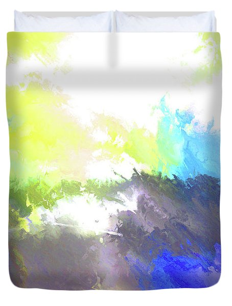Summer IIi Duvet Cover