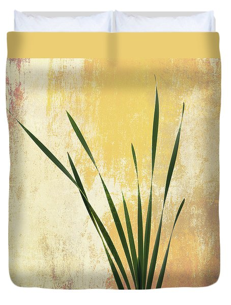 Duvet Cover featuring the photograph Summer Is Short 1 by Ari Salmela