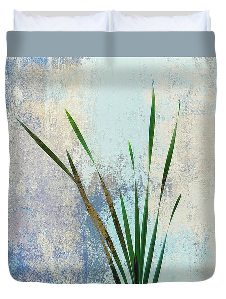 Duvet Cover featuring the photograph Summer Is Short 2 by Ari Salmela
