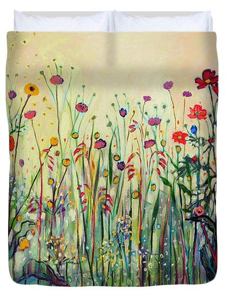 Summer Joy Duvet Cover