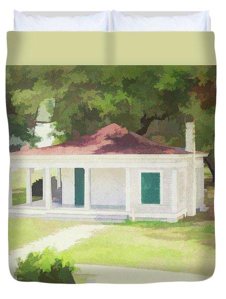 Summer Kitchen Duvet Cover