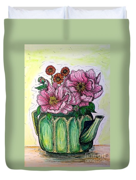 Summer Kitchen Duvet Cover