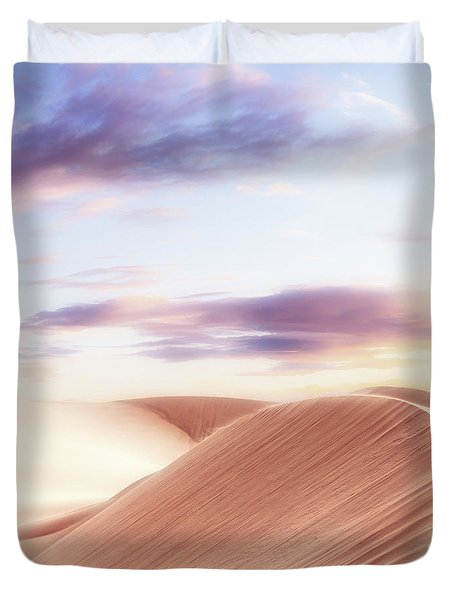 Summer Sands Duvet Cover
