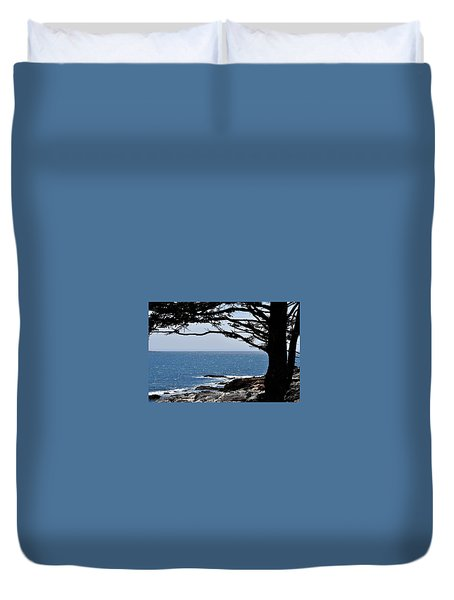 Summer Shade Duvet Cover