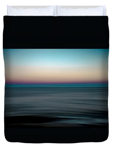 Summer Slips Away Duvet Cover