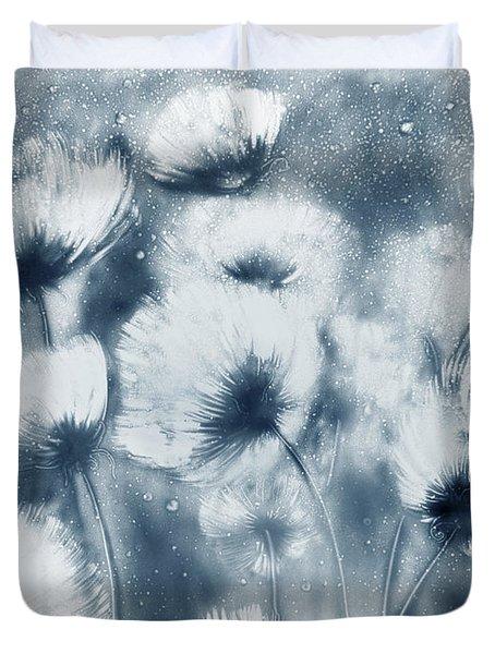 Summer Snow Duvet Cover