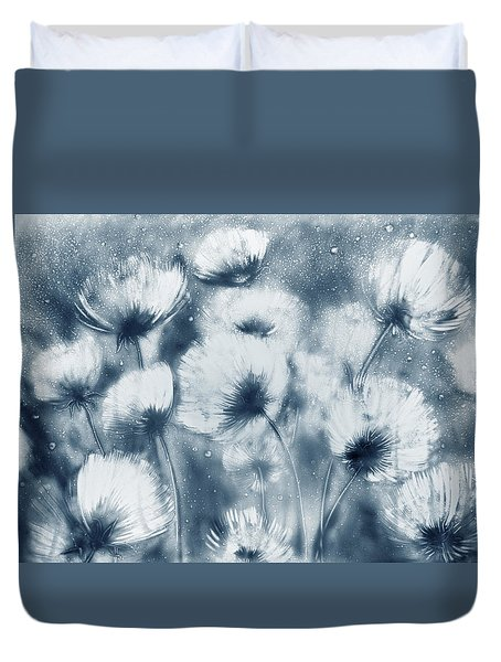 Summer Snow Duvet Cover