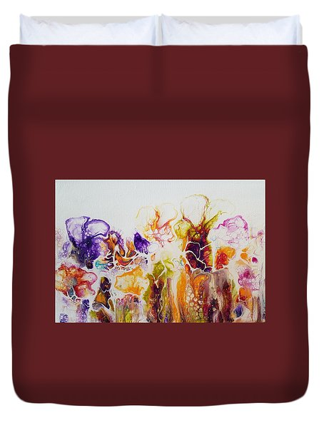 Summer Splendor  Duvet Cover